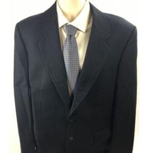 Valentino Uomo Jacket Wool Sport Coat Blazer